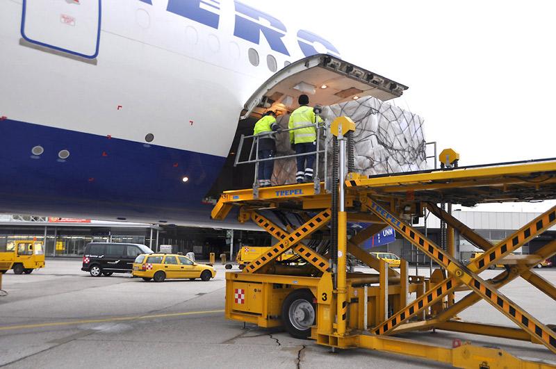 Salzburg Airport: Air Cargo