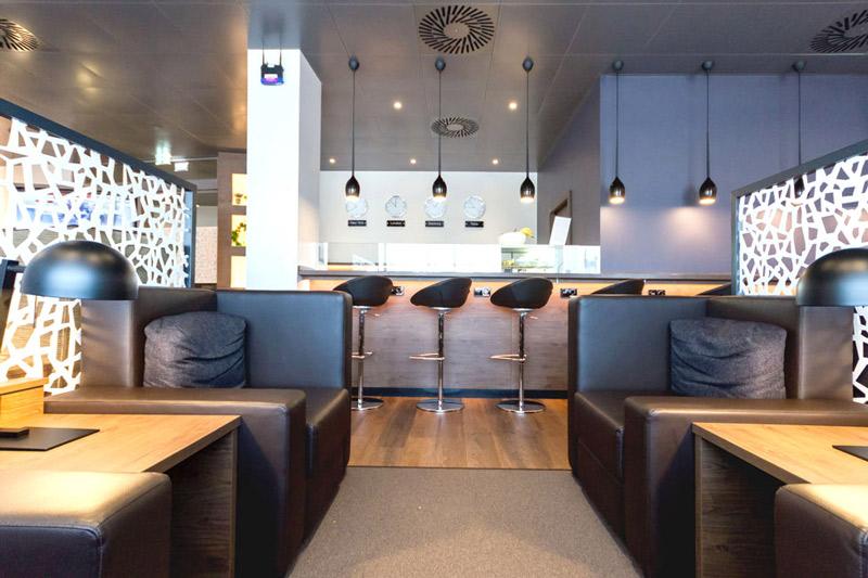 Salzburg Airport Business Lounge