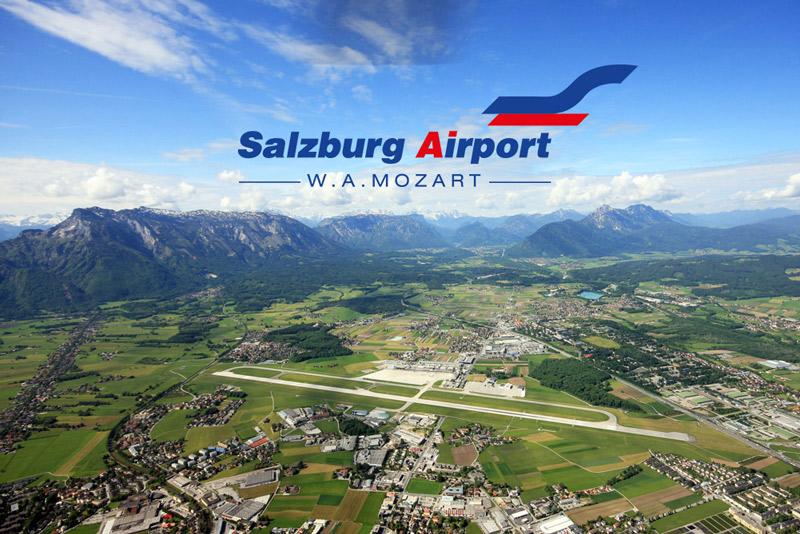 Parken Am Flughafen Salzburg
