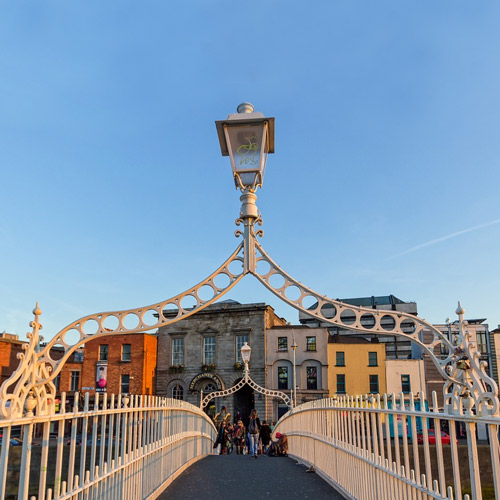Dublin ha' Penny Bridge